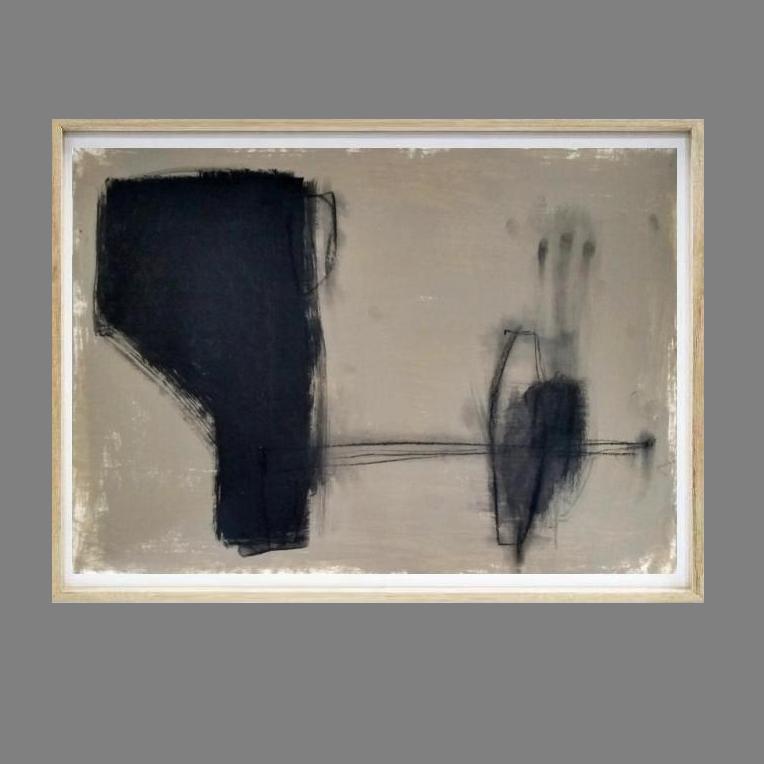 'Ardent 2. Print Series'.70 x 90cm