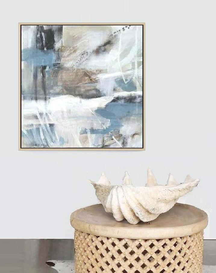 'Desert Sand 1. Print Series'. Insitu..