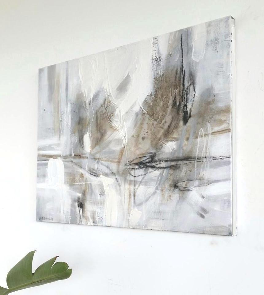 'Sandstone 1. 60 x 90cm insitu,,,