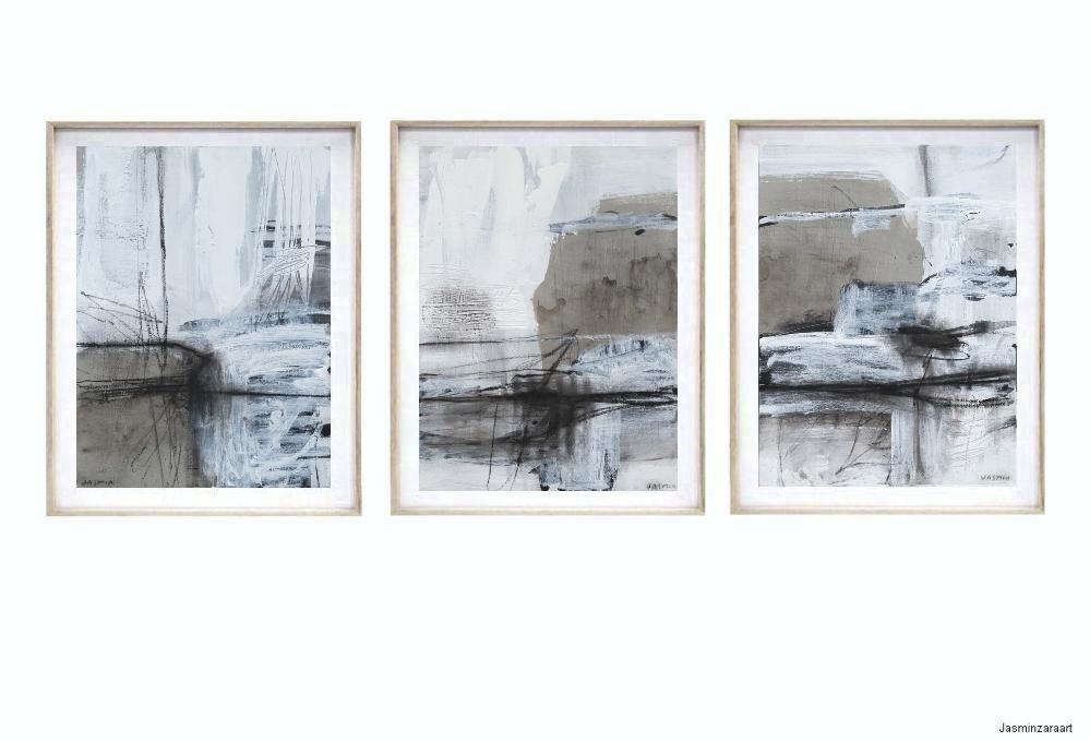 'Fine Line 1., 2. & 3. Print Series'.,,