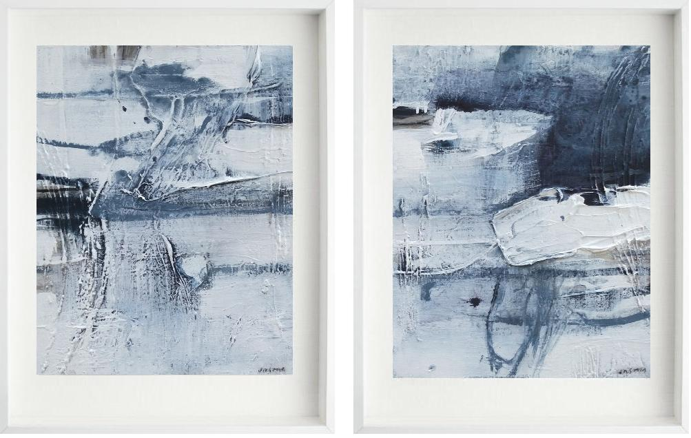 'Rock Pool 1. & 2. Print Series'.