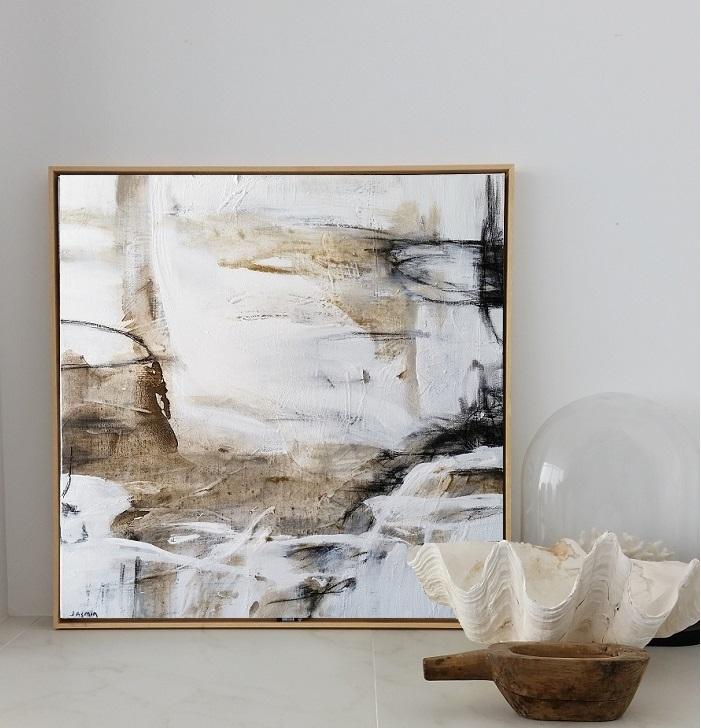 rust-on-white-4-75-x-75cm-framed-insitu