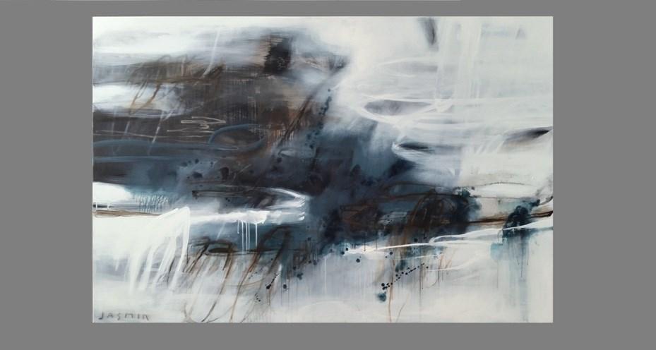 Into the Blue 2. 120 x 180cm - Copy