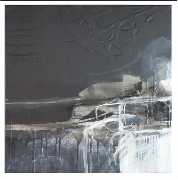 'Dusk Horizon 1. Print Series. Diptych'. part 2.