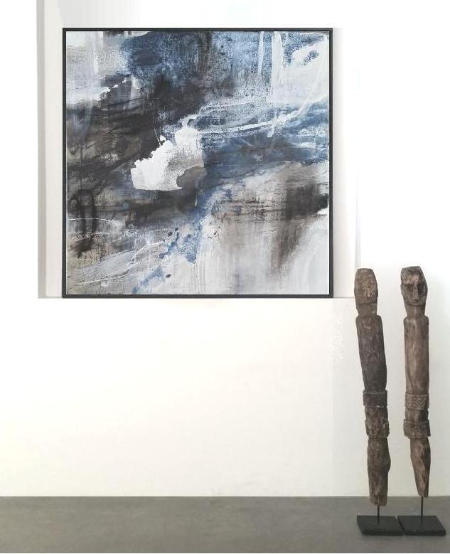 'Night Sky 1. Print Series'. Insitu