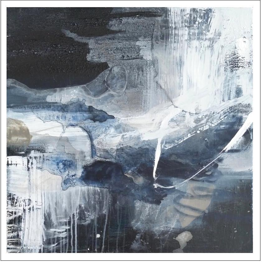 'Night Sky 2. Print Series'...