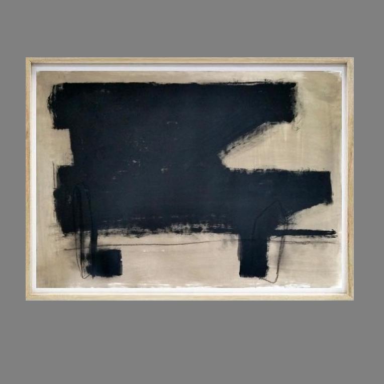 'Ardent 1. Print Series'. 70 x 90cm
