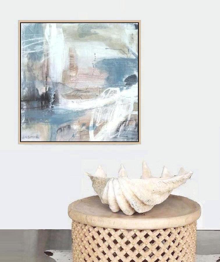 'Desert Sand 2. Print Series'. Insitu