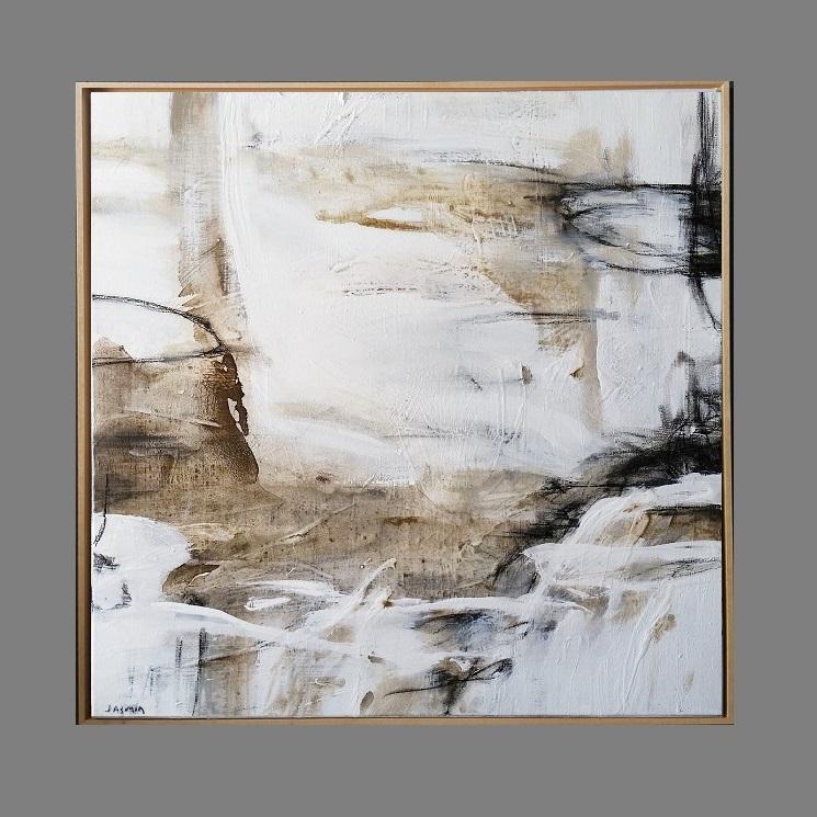 rust-on-white-4-75-x-75cm-framed